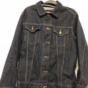 Uniqlo Jackets Coats Womens Denim Jacket Blue L Poshmark